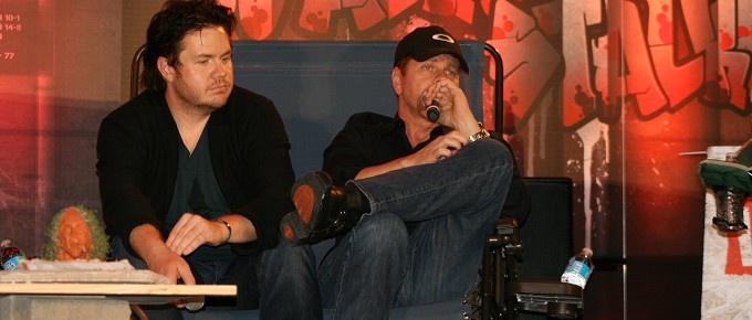 Walker Stalker Con Atlanta 2014: Abraham's Army Panel [VIDEO and PHOTOS]