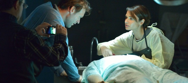 """The Strain Preview: """"It's Not For Everyone"""" [VIDEO and PHOTOS]"""