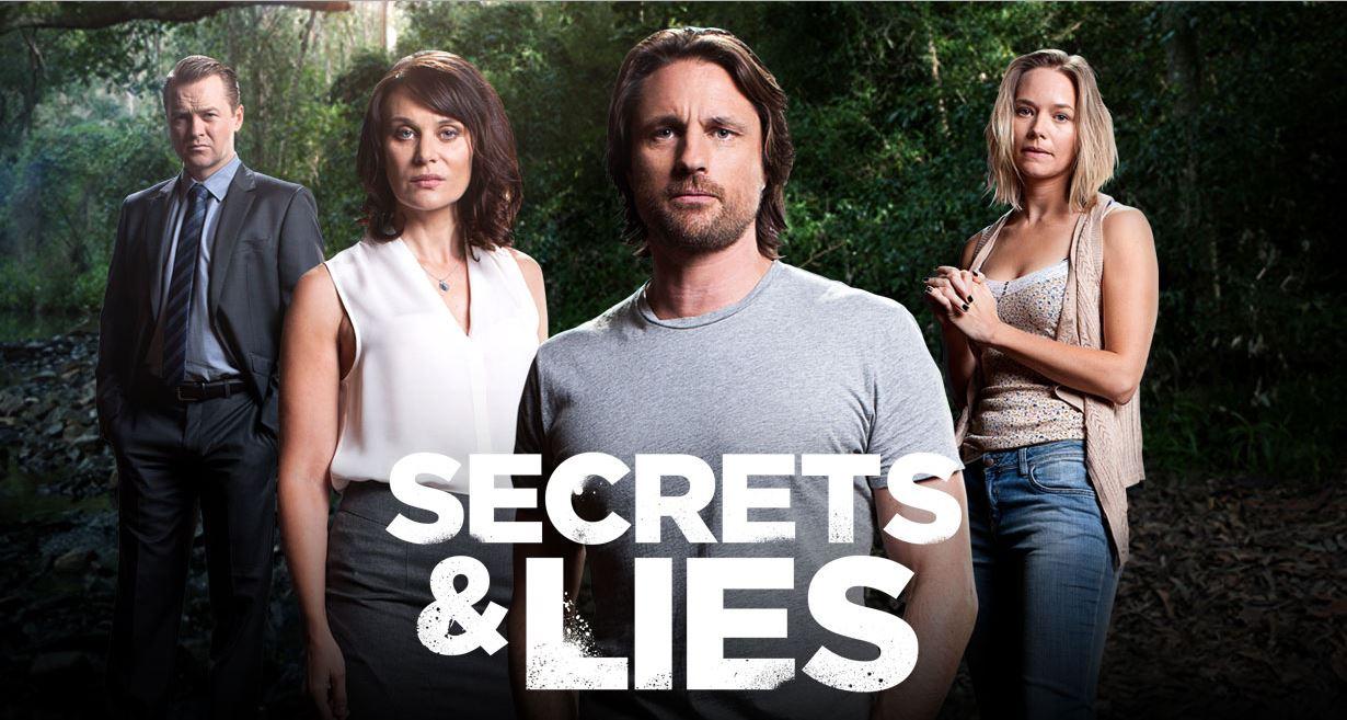 Secrets And Lies Serie