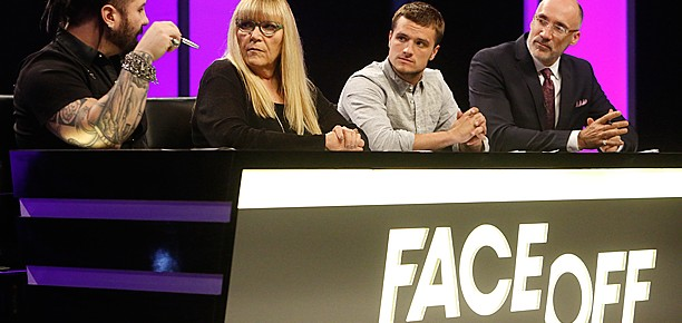"Josh Hutcherson of ""The Hunger Games"" Fame To Guest-Judge on Syfy's ""Face Off"""