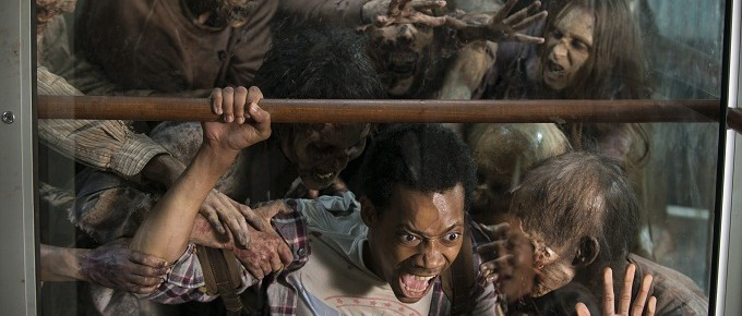 Walker Stalker Con Orlando 2015: Tyler James Williams Talks Revolving Doors, Losing Beth, And Comic-Book Negan [VIDEO]
