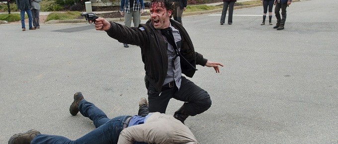 """The Walking Dead 5.15 """"Try"""": Full Set Of Promotional And BTS Photos"""
