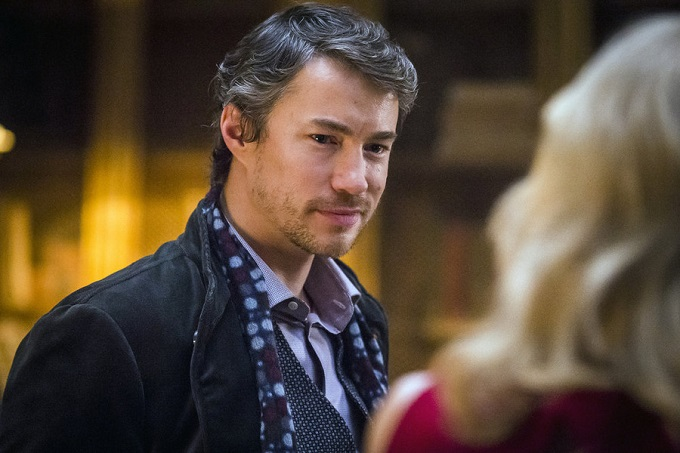 """HANNIBAL -- """"Antipasto"""" Episode 301 -- Pictured: Tom Wisdom as Anthony Dimmond -- (Photo by: Brooke Palmer/NBC)"""