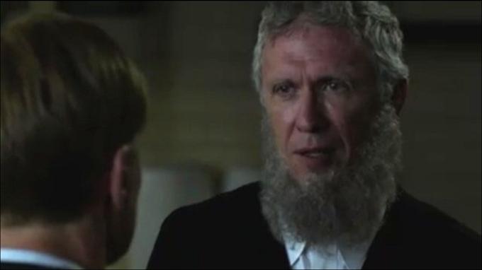 Steve Coulter as Elijah Bowman in Cinemax's Banshee