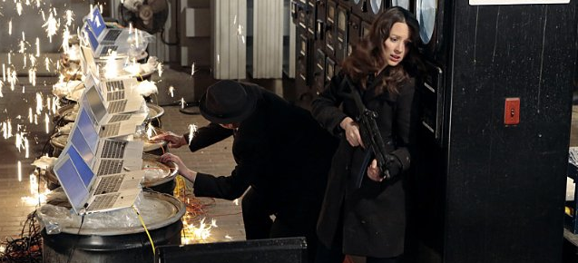"""Person Of Interest Season 4 Finale Advance Preview: """"YHWH"""" [Photos + Video]"""