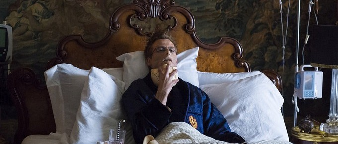 Hannibal: First Look At The Return of Dr. Chilton And Mason Verger [PHOTOS]