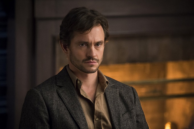 "HANNIBAL -- ""Aperitivo"" Episode 304 -- Pictured: Hugh Dancy as Will Graham -- (Photo by: Brooke Palmer/NBC)"