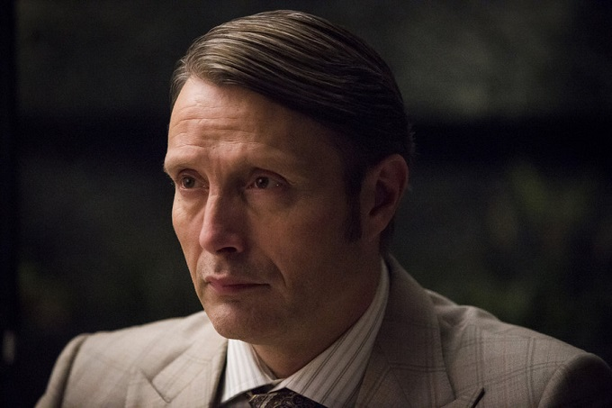 "HANNIBAL -- ""Aperitivo"" Episode 304 -- Pictured: Mads Mikkelsen as Hannibal Lecter -- (Photo by: Brooke Palmer/NBC)"