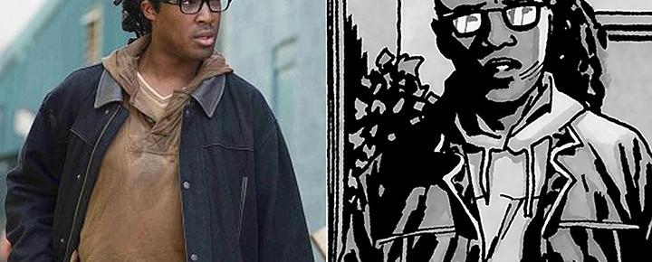 The Walking Dead: Corey Hawkins Cast As Comic-Book Heath, Will Dr. Cloyd Be Next?