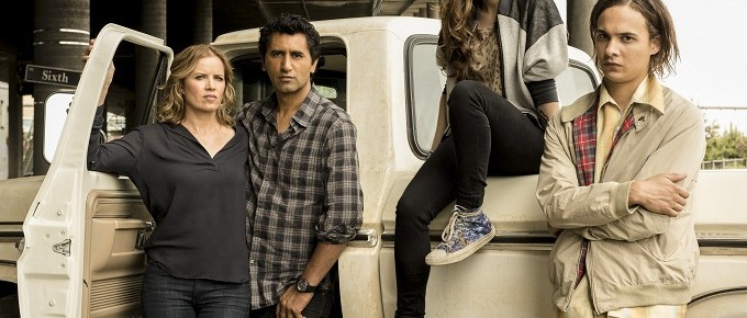 AMC's Fear The Walking Dead: First Look, First Photos