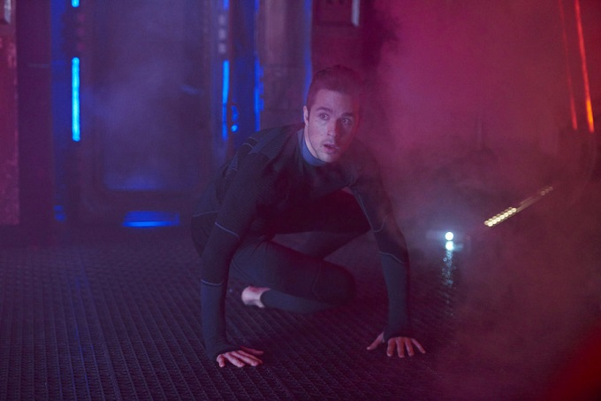 "DARK MATTER -- ""Episode One"" Episode 101 -- Pictured: Mark Bendavid as One -- (Photo by: Ben Mark Holzberg/Syfy)"