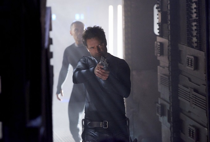 """DARK MATTER -- """"Episode One"""" Episode 101 -- Pictured: Anthony Lemke as Three -- (Photo by: Ben Mark Holzberg/Syfy)"""