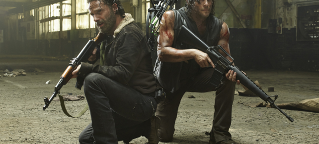The Walking Dead and Fear The Walking Dead To Scare Up San Diego Comic-Con