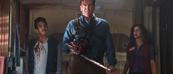 SDCC 2015: STARZ Releases First Trailer For Ash vs. Evil Dead, Sets Premiere Date [VIDEO]