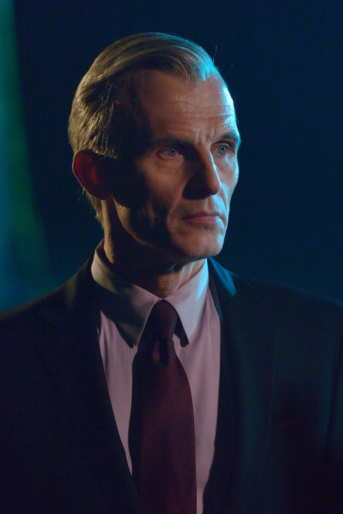 "THE STRAIN -- ""BK, NY"" -- Episode 201 (Airs July 12, 10:00 pm e/p) Pictured: Richard Sammel as Thomas Eichhorst. CR: Michael Gibson/FX"