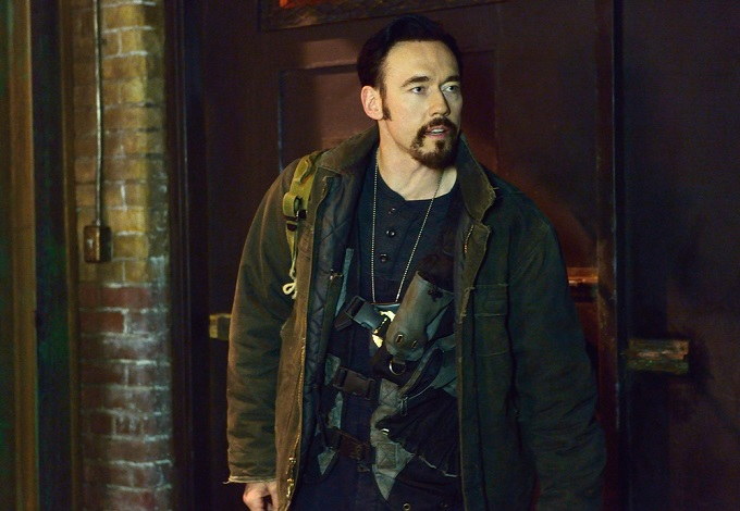 "THE STRAIN -- ""BK, NY"" -- Episode 201 (Airs July 12, 10:00 pm e/p) Pictured: Kevin Durand as Vasily Fet. CR: Michael Gibson/FX"