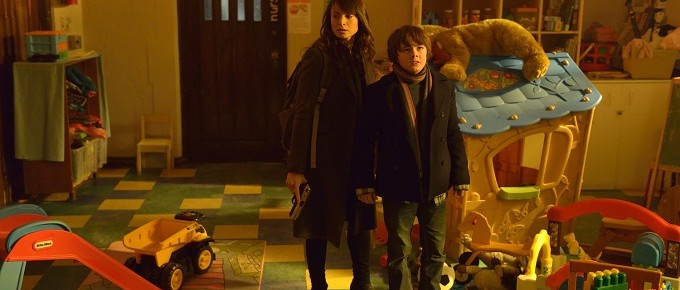 """Quinlan And The Ancients Clash In The Strain """"Identity"""""""