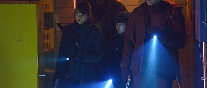 "The Strain Advance Preview: ""The Battle For Red Hook"" [Photos + Video]"