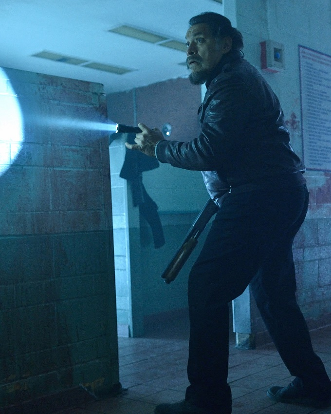 "THE STRAIN -- ""Fallen Light"" -- Episode 212 (Airs September 27, 10:00 pm e/p) Pictured: Joaquin Cosio as Angel Guzman Hurtado. CR: Michael Gibson/FX"