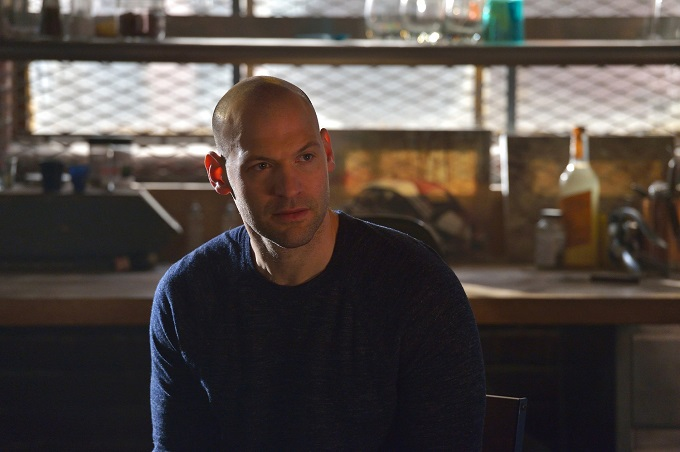 """THE STRAIN -- """"Fallen Light"""" -- Episode 212 (Airs September 27, 10:00 pm e/p) Pictured: Corey Stoll as Ephraim Goodweather. CR: Michael Gibson/FX"""