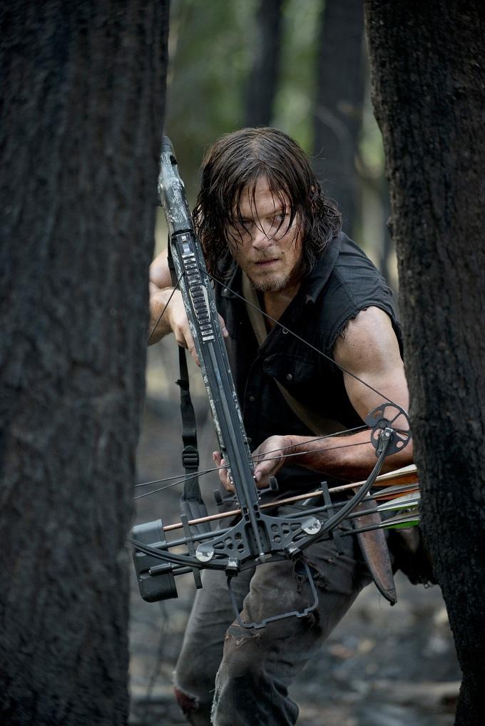 - The Walking Dead _ Season 6, Episode 6 - Photo Credit: Gene Page/AMC