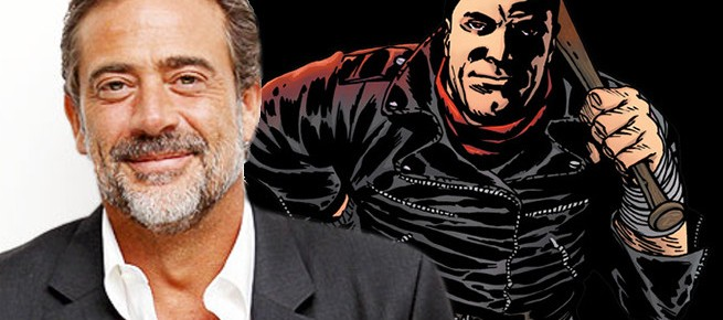 The Walking Dead: Jeffrey Dean Morgan Cast As Super-Villain Negan