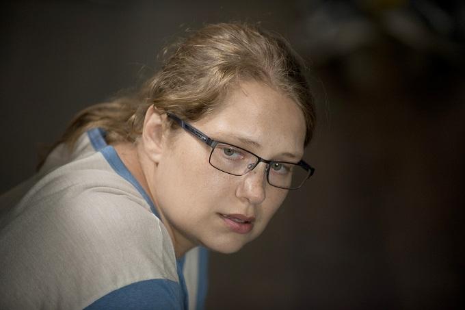 Merritt Weaver as Denise - The Walking Dead _ Season 6, Episode 5 - Photo Credit: Gene Page/AMC