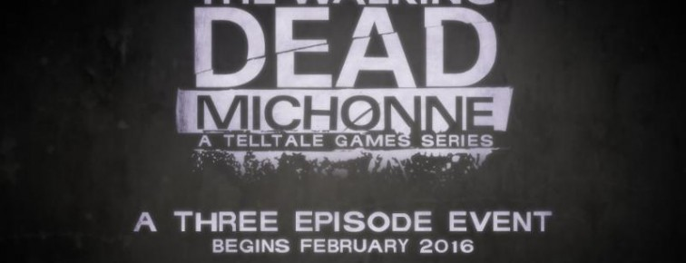 The Walking Dead 'Michonne': A Telltale Games Series Premieres In February