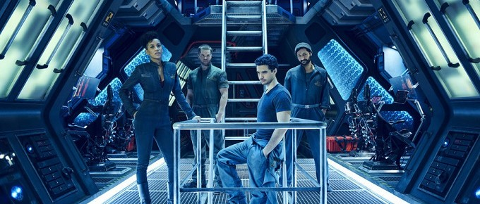 "The Expanse Series Premiere Advance Preview: ""Dulcinea"" [Photos + Video]"