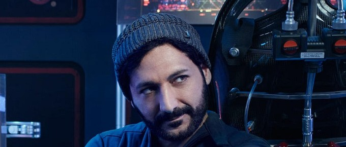 "Cas Anvar of ""The Expanse"" To Guest On FX's ""The Strain"""