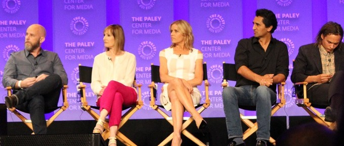 Fear The Walking Dead Scares Up Hollywood At Paley Fest LA 2016 [Photos + Video]