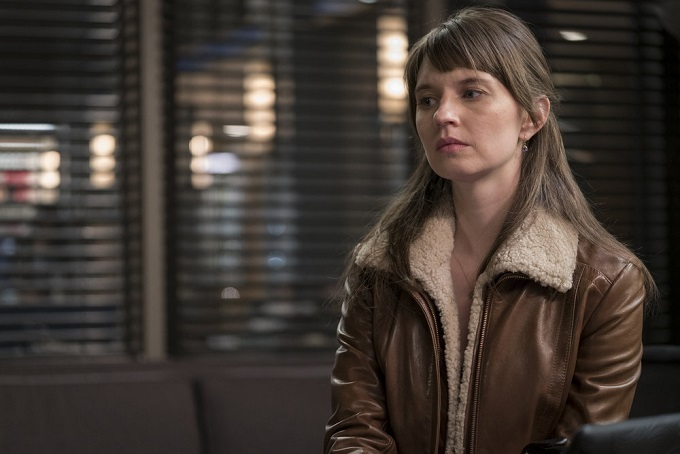"""LAW & ORDER: SPECIAL VICTIMS UNIT -- """"Sheltered Outcasts"""" Episode 1719 -- Pictured: Molly Camp as Mary Colten -- (Photo by: Michael Parmelee/NBC)"""