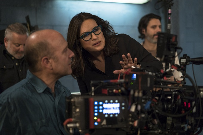 """LAW & ORDER: SPECIAL VICTIMS UNIT -- """"Sheltered Outcasts"""" Episode 1719 -- Pictured: Mariska Hargitay as Olivia Benson -- (Photo by: Michael Parmelee/NBC)"""