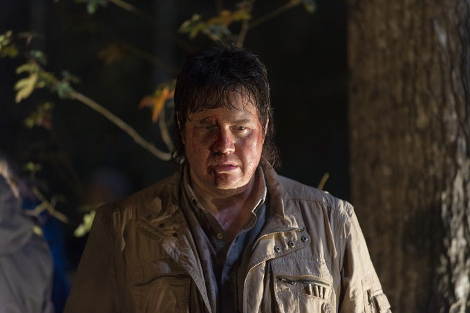 Josh McDermitt as Dr Eugene Porter - The Walking Dead _ Season 6, Episode 16 - Photo Credit: Gene Page/AMC