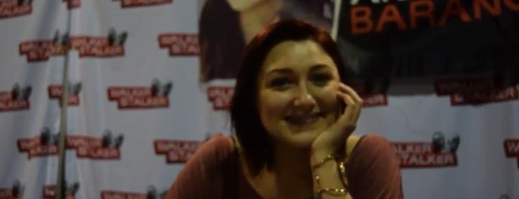 "Z Nation: Anastasia Baranova Talks Season 3, Those ""Movie"" Rumors And What's Next For Addy [Exclusive]"