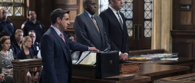 "Law & Order: SVU Season 17 Finale Preview: ""Heartfelt Passages"" [Photos + Video]"