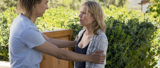 "A Paradise Lost And A Family Divided In Fear The Walking Dead ""Shiva"""