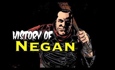 Negan Redeems Himself… Again In Image+ Comic Issue #3