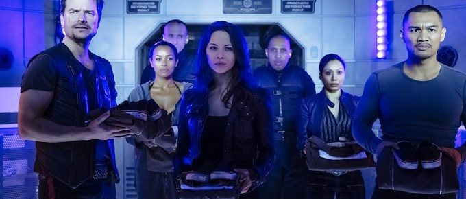 """Dark Matter Returns With Betrayals, New Faces And One Big """"Oh Crap!"""" Ending In """"Welcome To Your New Home"""""""