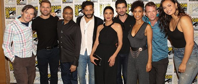 "SDCC 2016: The Cast And EPs Of ""The Expanse"" Talk Season 2, New Faces And More [Photos + Video]"