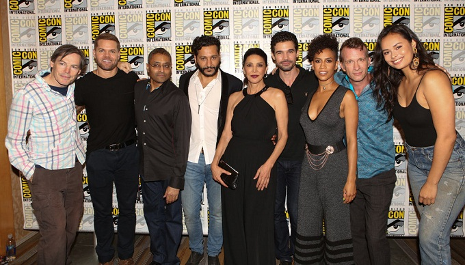 Image result for the expanse cast