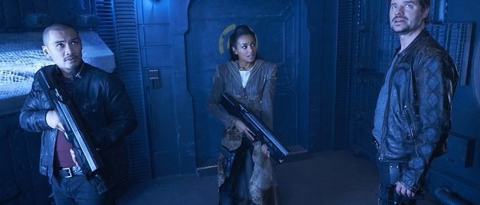 "Dark Matter Advance Preview: ""We Should Have Seen This Coming"" [Photos + Video]"