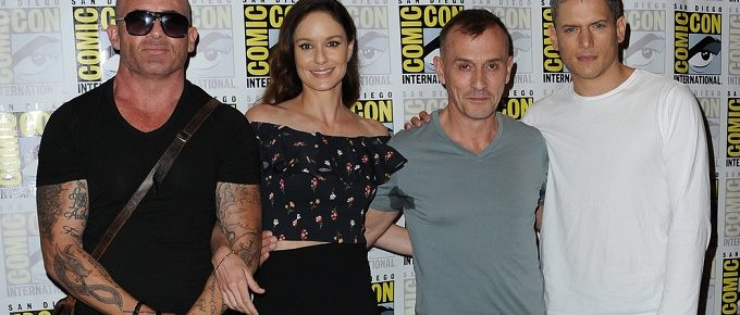 "SDCC 2016: The Cast of ""Prison Break"" Talks The Show's Return, The 7-Year Time Jump And More [Photos + Video]"