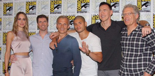 "SDCC 2016: The Cast And EPs Of ""The Strain"" Talk Season 3 And What's To Come Part 1 [Photos + Video]"