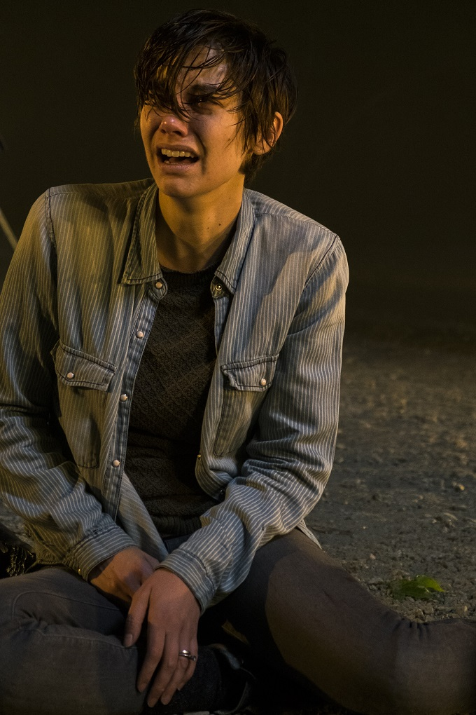 >>> NOT TO BE USED UNTIL 10/24/16 at 1:00 AM EST <<< Lauren Cohan as Maggie Greene- The Walking Dead _ Season 7, Episode 1 - Photo Credit: Gene Page/AMC