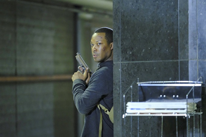 "24: LEGACY: Corey Hawkins in the ""2:00 PM-3:00 PM"" episode of 24: LEGACY airing Saturday, Feb. 18 (8:00-9:00 PM ET/PT) on FOX. ©2017 Fox Broadcasting Co. Cr: Guy D'Alema/FOX"