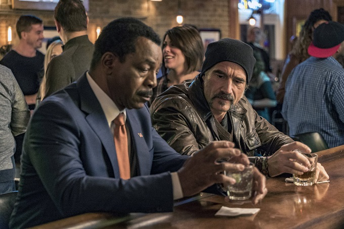 """CHICAGO P.D. -- """"Favor, Affection, Malice Or Ill-Will"""" Episode 415 -- Pictured: Elias Koteas as Alvin Olinsky -- (Photo by: Matt Dinerstein/NBC)"""