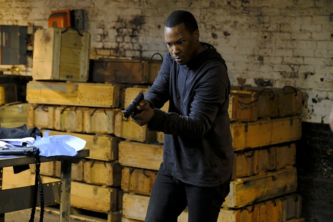 24: LEGACY: Corey Hawkins in the 4:00 PM-5:00 PMÓ episode of 24: LEGACY airing Monday, Feb. 27 (8:00-9:01 PM ET/PT) on FOX. ©2017 Fox Broadcasting Co. Cr: Guy D'Alema/FOX