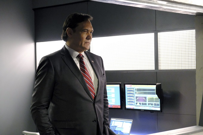 24: LEGACY: Jimmy Smits in the 4:00 PM-5:00 PMÓ episode of 24: LEGACY airing Monday, Feb. 27 (8:00-9:01 PM ET/PT) on FOX. ©2017 Fox Broadcasting Co. Cr: Guy D'Alema/FOX