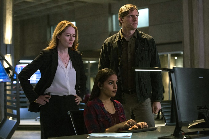 24: LEGACY: L-R: Miranda Otto, Coral Pe–a and Teddy Sears in the 4:00 PM-5:00 PMÓ episode of 24: LEGACY airing Monday, Feb. 27 (8:00-9:01 PM ET/PT) on FOX. ©2017 Fox Broadcasting Co. Cr: Steve Dietl/FOX